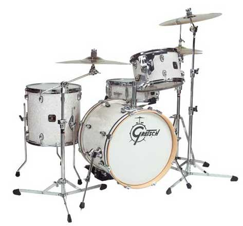 standard jazz drum kit