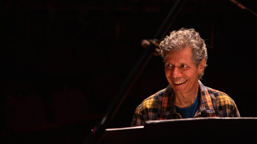 Chick Corea's Wise Words | jazz drumming inspiration | on Jazz drumming