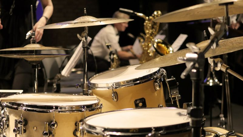 how to start playing jazz drums? - on jazz drumming